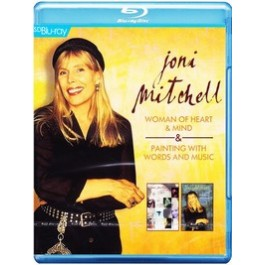 Woman of Heart and Mind / Painting with Words and Music [Blu-ray]
