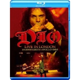 Live In London: Hammersmith Apollo 1993 [Blu-ray]