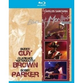 Carlos Santana Presents Blues at Montreux 2004 [Blu-ray]