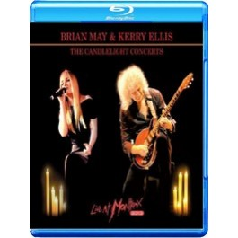 The Candlelight Concerts - Live At Montreux 2013 [Blu-ray+CD]