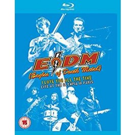 I Love You All The Time: Live At The Olympia In Paris 2016 [Blu-ray]