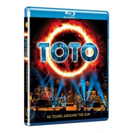 40 Tours Around the Sun [Blu-ray]