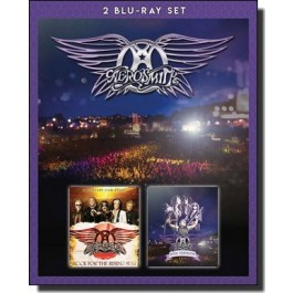 Rock for the Rising Sun + Rocks Donington [2Blu-ray]