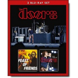 Feast Of Friends + Hollywood Bowl 1968 [2Blu-ray]