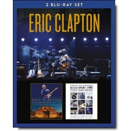 Slowhand At 70 – Live At Royal Albert Hall + Planes Trains & Eric [2Blu-ray]