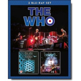 Sensation – The Story Of Tommy + Tommy Live At Royal Albert Hall [2Blu-ray]