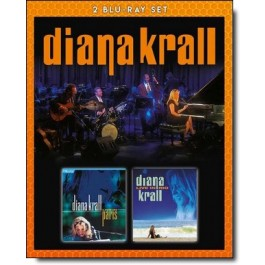 Live In Paris 2001 + Live In Rio 2008 [2Blu-ray]