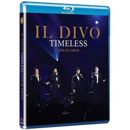 Timeless Live in Japan [Blu-ray]