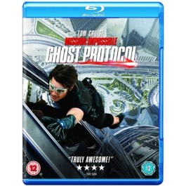 Mission: Impossible 4 - Ghost Protocol [Blu-ray]
