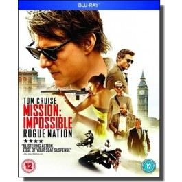 Mission: Impossible 5 - Rogue Nation [Blu-ray]