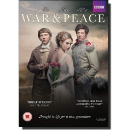War & Peace [2DVD]