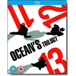 Ocean's Trilogy [3Blu-ray]