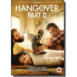 The Hangover Part II [DVD]