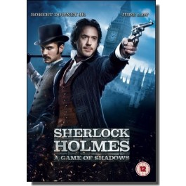 Sherlock Holmes: A Game of Shadows [DVD]