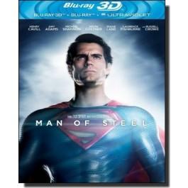 Man of Steel [2D+3D Blu-ray]