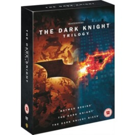 The Dark Knight Trilogy [6x DVD]