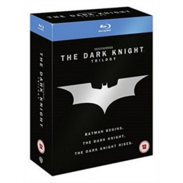 The Dark Knight Trilogy [5x Blu-ray]