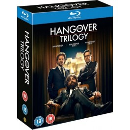 The Hangover Trilogy [3x Blu-ray]