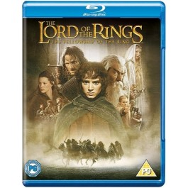 The Lord of the Rings - The Fellowship of the Ring [2Blu-ray]