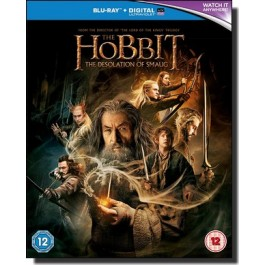 The Hobbit: The Desolation of Smaug [Blu-ray]