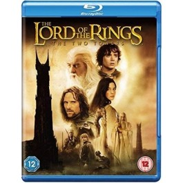 The Lord of the Rings - The Two Towers [Blu-ray]