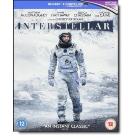 Interstellar [2x Blu-ray]