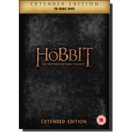 The Hobbit: Trilogy - Extended Edition [15DVD]
