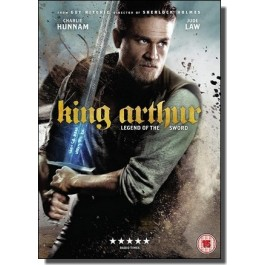 King Arthur: Legend of the Sword [DVD]