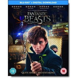 Fantastic Beasts and Where to Find Them [Blu-ray+DL]