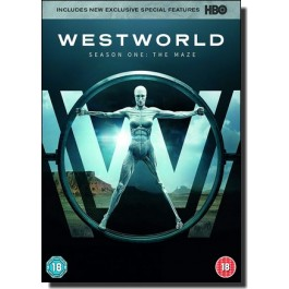 Westworld: Season One - The Maze [3DVD+DL]