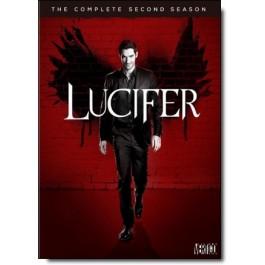 Lucifer: Season 2 [3DVD]
