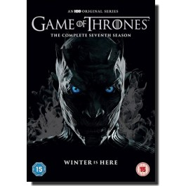 Game of Thrones - Season 7 [4DVD]
