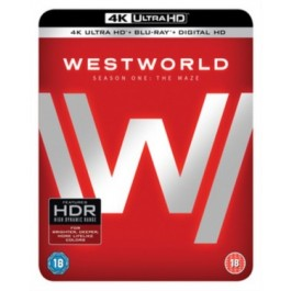 Westworld: Season One - The Maze [4K UHD+Blu-ray+DL]