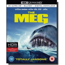 The Meg [4K UHD+Blu-ray+DL]