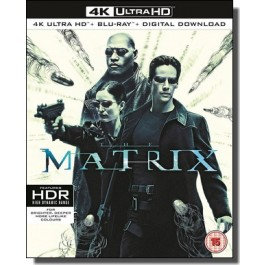 Matrix [4K UHD+ Blu-ray]