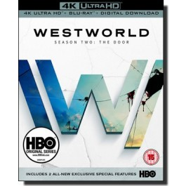 Westworld: Season Two - The Door [4K UHD+Blu-ray+DL]