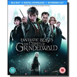 Fantastilised elukad: Grindelwaldi kuritööd | Fantastic Beasts: The Crimes Of Grindelwald [Blu-ray+DL]