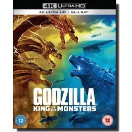 Godzilla: King of the Monsters [4K UHD+Blu-ray]