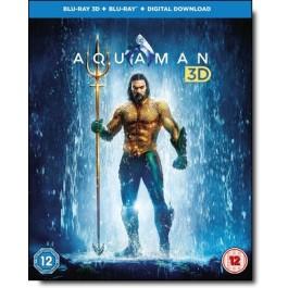 Aquaman [2D+3D Blu-ray]