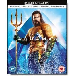 Aquaman [4K UHD+ Blu-ray]