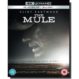 The Mule [4K UHD+Blu-ray]