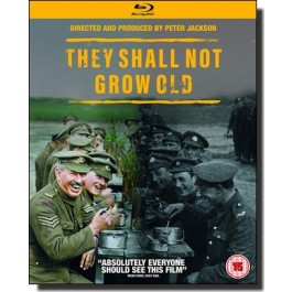 They Shall Not Grow Old [Blu-ray+DL]