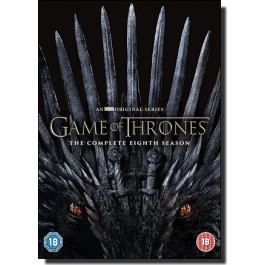 Game of Thrones - Season 8 [4DVD]
