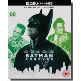 Batman Forever [4K UHD+ Blu-ray]