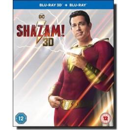 Shazam! [3D+2D Blu-ray]