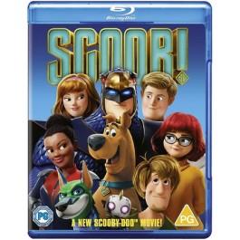 Scoob! [Blu-ray]