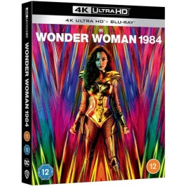 Wonder Woman 1984 [4K UHD+ Blu-ray]