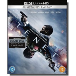 Tenet [4K UHD+ Blu-ray]