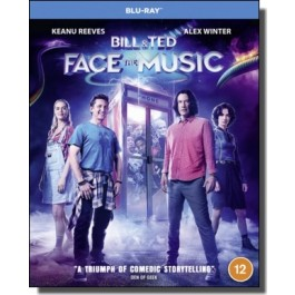 Bill & Ted Face the Music [Blu-ray]