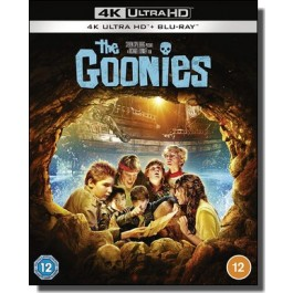 The Goonies [4K UHD+ Blu-ray]